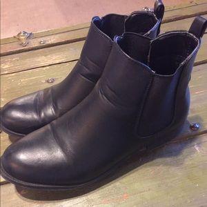 6cb9430799ba3 ASOS Shoes   Park Lane Flat Chelsea Boots   Poshmark